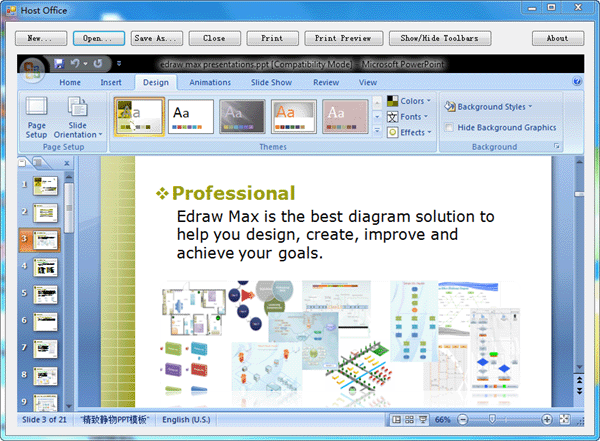 Microsoft Powerpoint Viewer - фото 3