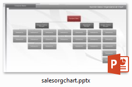 Organizational Chart In PowerPoint - Org chart template powerpoint free download
