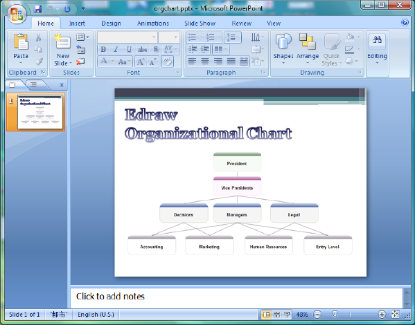 How To Create Organizational Chart On Powerpoint: Create professional-looking organization charts for Microsoft ,Chart