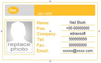 sales cards