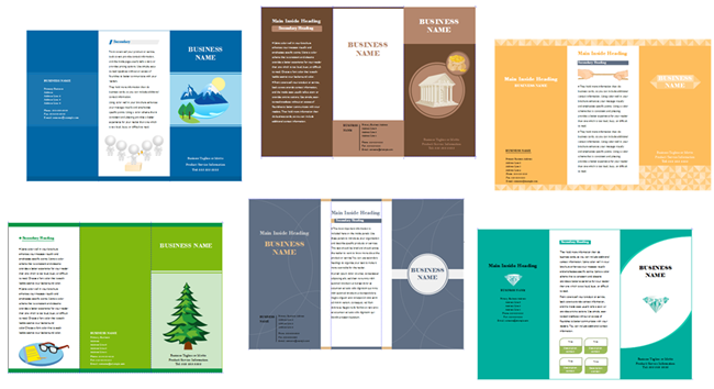 brochure templates maker 6 tips to make your brochure stand out