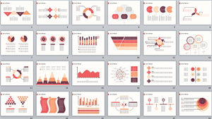 Multi-page Business Presentation Template