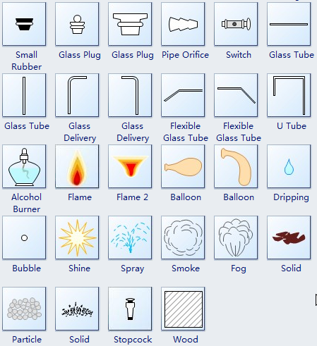 Free download software and view all vector symbols
