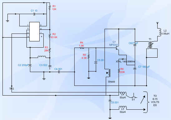 basic electrical engineering diagram