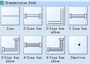 Use connector shapes