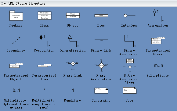 Uml Static Structure Diagrams Free Examples And Software
