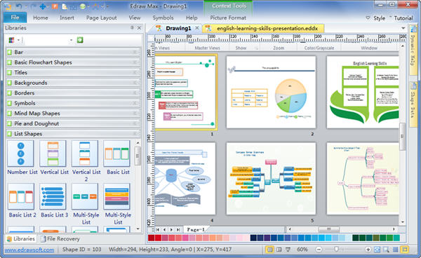 Courseware Design Software