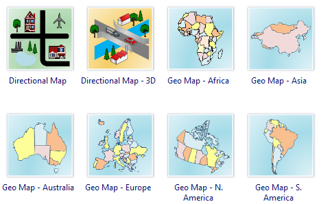 Geo Maps Software