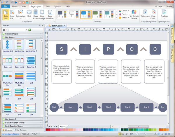 SIPOC Software