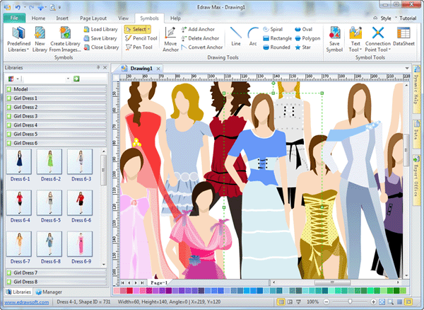 Corel Draw Fashion Design Software Free Download