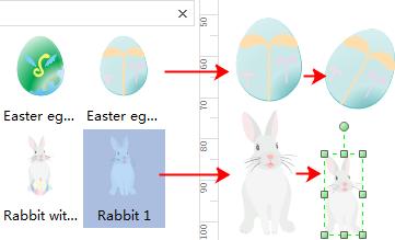 Use Easter Symbols