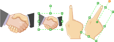 Use Gesture Clipart