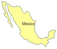 Geo Map - Mexico