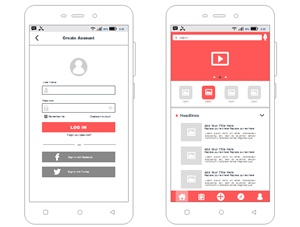 smart and simple android ui wireframe tool