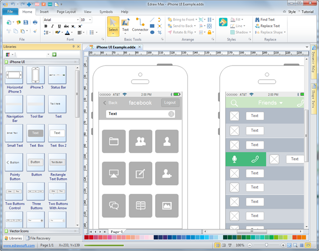 Fast And Effective IPhone UI Prototyping