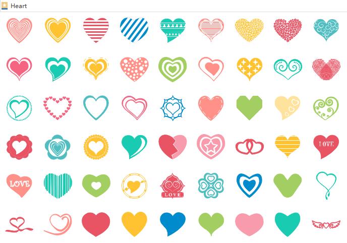 Heart Elements