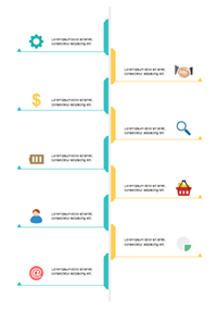 create timeline infographics with templates or from scratch