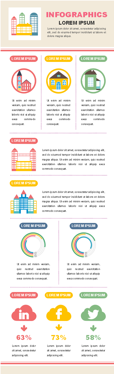 Architecture Infographic Example