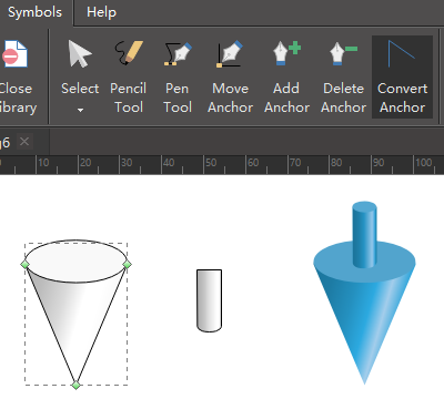 Create 3D Block Shapes Elements