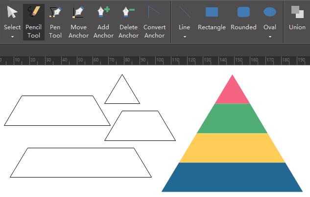 Create Pyramid Elements