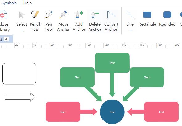 Design Circular Chart Elements