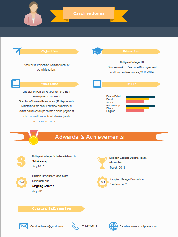 title charts elements and rules for creating a killer infographic resume - Elements Of A Resume