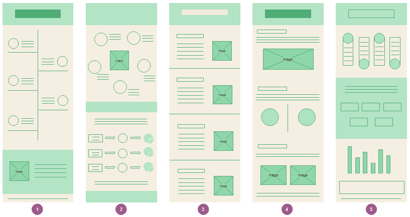 infographic layout templates 1