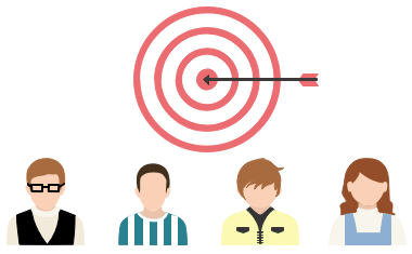 infographic target audience