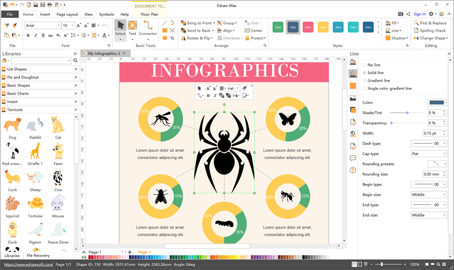Free Download Edraw Infographics Maker