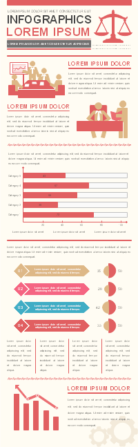 business motion infographic editable