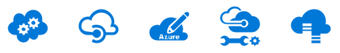 Azure Cloud アイコン