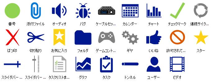 Azure 常用記号
