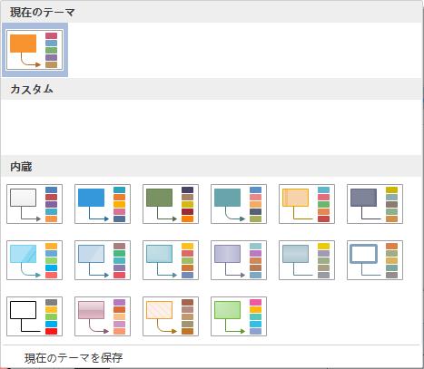 UML 図のテーマ変更