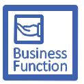 エンタープライズアーキテクチャ記号  ビジネス機能