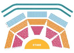 劇場座席表