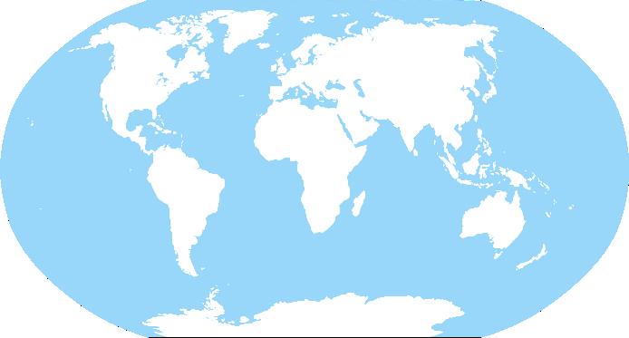 カスタマイズ可能な世界地図素材 無料ダウンロード
