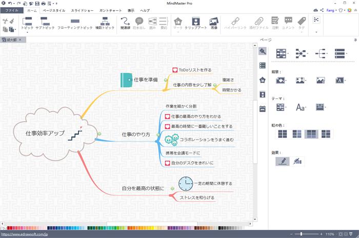 思考整理ためのマインドマップツール