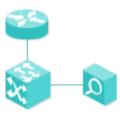 論理ネットワーク図