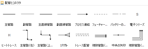 PID配管記号