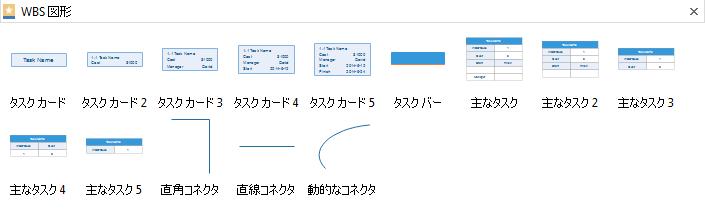 WBS図形
