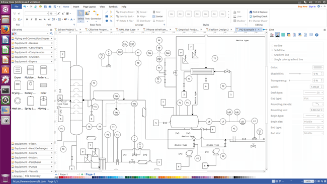 Draw Electrical Schematics Linux Useful Tools For