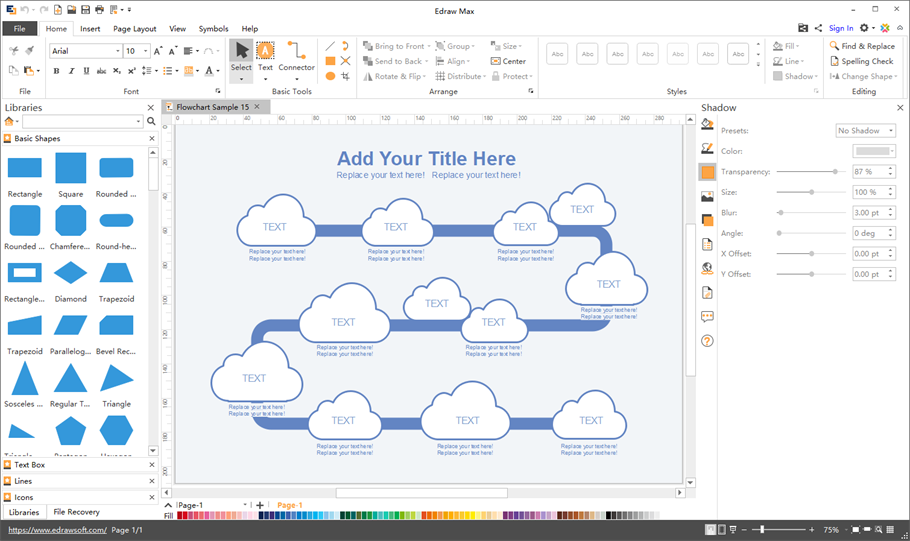 Visio Alternative for Linux