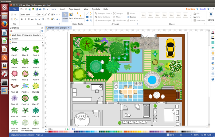 Garden design software for linux design your dreaming garden for Garden design application