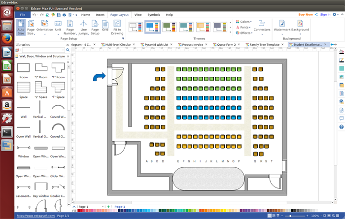 Seating Plan Software for Linux