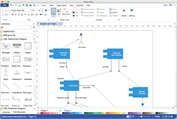 network diagram visio alternative
