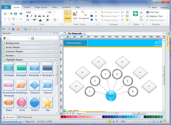 Simple block 3D Software - Make Great-looking 3D Block Diagram