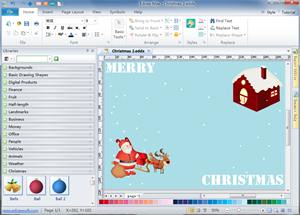 Christmas Card Software