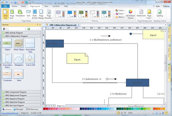 Simple collaboration diagram maker make great looking simple collaboration diagram maker make great looking collaboration diagram ccuart Choice Image