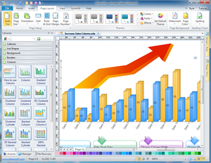Column Chart Software