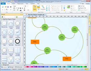 Data Flow Diagram Maker